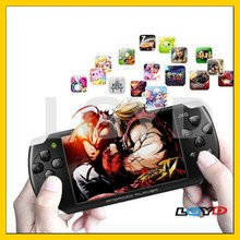 JXD S602B 4GB, 4.3 inch Android 4.1.1 Game Console Tablet PC, Support Arcade Games, CPU: Amlogic 8726-MX Dual Core 1.5GHz, etc.