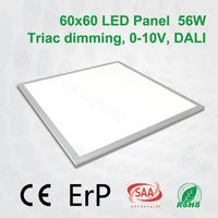 TUV approved 62x62 Diode Lamps super slim led panel light