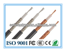 Coaxial cable BC CCS for satellite tv,RG6 cable direct buy China,offer best RG6 cable price