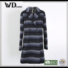 New products 2015 innovative product women woolen coat cover