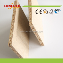 Carb/CE Grade Raw Chipboard For Furniture And Decoration Usage