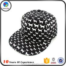 custom men designer printed cap and hat