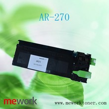 Printer consumable for sharp copiers AR270 toner cartridge box