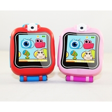 Cheapest Wholesale Colors Loverly Kids Smart Watch With Camera touch screen