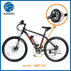 2015 electric bicycle kit electrical bicycle with battery, ebike battery electric vehicle