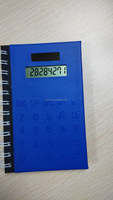 Hairong A5 notebook calculator pocket calculator with colorful notebook