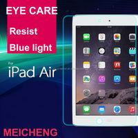anti fingerprint anti oil anti scratch HD clear tempered glass screen protector for ipad mini body guard