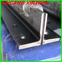 elevator lift spare part:guide rail