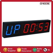 Alibaba Express 6 Digits Interval,Countdown/Count up Clock, Stopwatch, Digital Fitness Equipment LED Timer