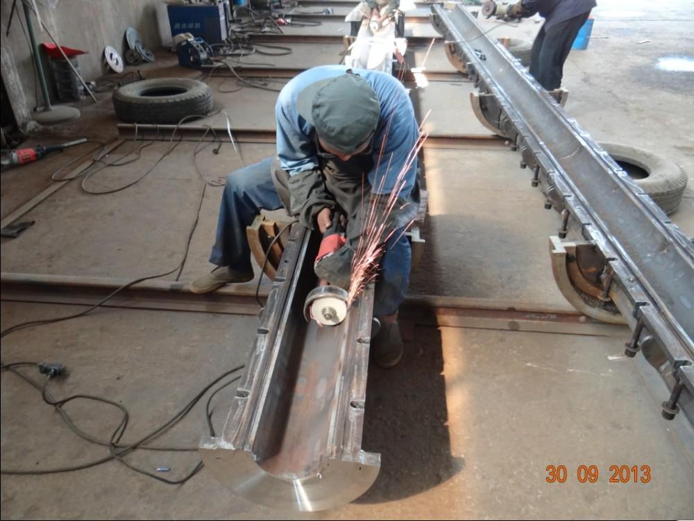 Protective Concrete Poles : Pre stressed spun concrete poles prestressed