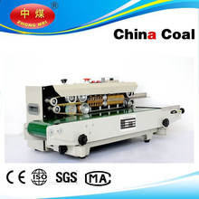 Continuous band sealing machine,Plastic Film heat Sealer FR-900 New Condition and Semi-Automatic Automatic Grade film sealer