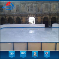 Factory directly sale hockey rink with guaranteed credit