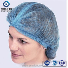 Single/double elastic disposable clip cap quick delivery