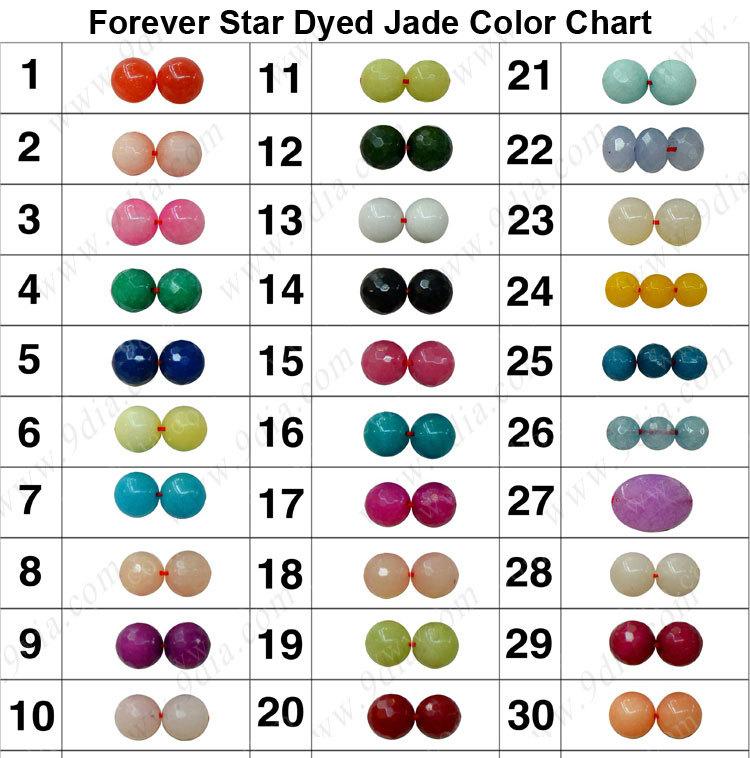 Hot Sale Wholesale Dyed Jade Stone Beads Buy Jadejade Stonejade