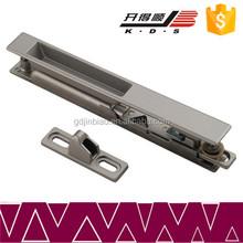 aluminum window locks,sliding hook lock, glass door lock KDS-E005
