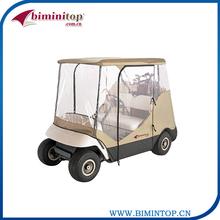 Trustworthy China Supplier anti-uv 300d breathable fabric golf car cover