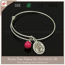 Fashion Design Custom Magnetic Bracelet Link Chains Bangle Bracelet