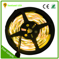 Addressable ip65 150led rgb battery powered led strip aluminum channel
