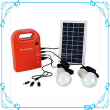 Home use solar power panel generator with kit system