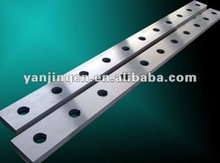 Square shear knife in metal industry