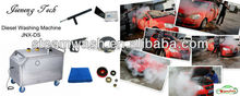 2014 HOT SALE No boiler CE Diesel Fuel steam car cleaning machine/automatic tunnel brush/ eco-friendly