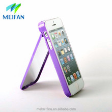 factory price new design mirror card function phone case for iphone
