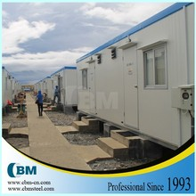 Prefab Indonesia container house for sale