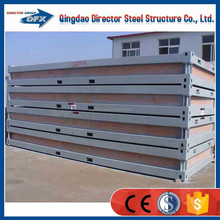 flatpack storage container house