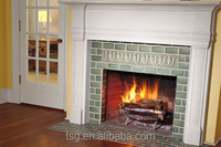 High Quality heat resistant glass ceramics for fireplace glass