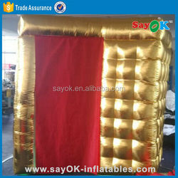 2015 New custom made inflatable photo booth tent for sale