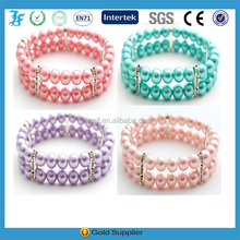 Proper price guaranteed quality pearls dog collars
