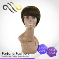 Exclusive Quality Assured Remy Reasonable Price Remy Hair Full Lace Wig In Stock
