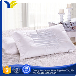 nursing new style oblong health care polyester pillow and polyester quilt