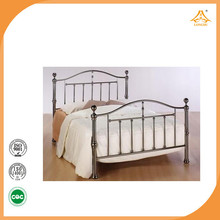 Best selling military bunk bed steel bed side rails used in dormitory apartment bed