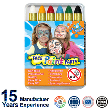 children body paint, funny paint for party, face paint stickers