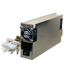 Active PFC 80 Plus Sliver 550W 1U industrial ultra thin power supply