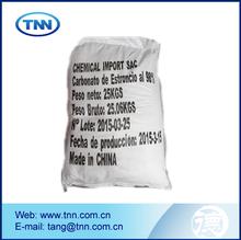 25kg bag 98% min top purity carbonato de estroncio al 98%