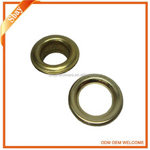 Wholesale different size plastic metal eyelets for shoes and clothing