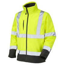winter workwear,high quality waterproof reflective safety jackets