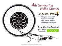 New !!! Magic Pie 4 / Smart pie 4 electric bicycle conversion kit with Vector Controller E bike kit with sine wave controller