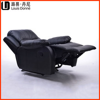 Modern confortable swivel glider recliner chair up and down hand controler for electric recliner