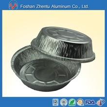 aluminum foil food container round container