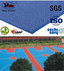 factory sale used basketball court rubber flooring