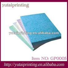 2012 new goffered embossing fancy gift wrapping paper