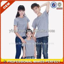 bulk blank t shirts 100% cotton wholesale(YCT-A1031)