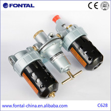 FONTAL C Series air filter regulator lubricator, air preparation unit