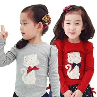 Low Price T-shirt Kids Models Clothes For Children