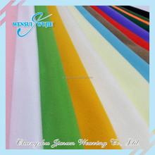 Weft or warp 100% nylon soft loop velcro fabric