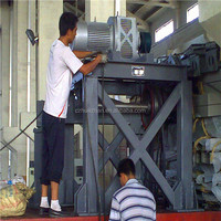 Suspension Roller concrete pipe making machine