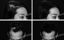 JIANYUAN hair loss dark brown grey hair building fiber hair growth oil